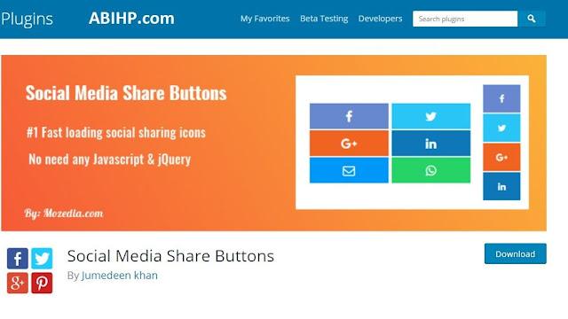 Social-Media-Share-Ringan
