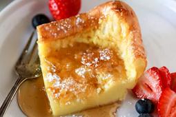 German Pancakes #healthyfood #dietketo #breakfast #food
