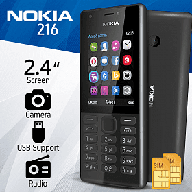 Nokia 216 MTK USB Serial Port Driver Windows (32 Bit & 64 Bit)