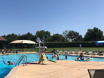 The Water Aerobics Class was very Friendly and Welcoming - DeCordova Bend, Texas