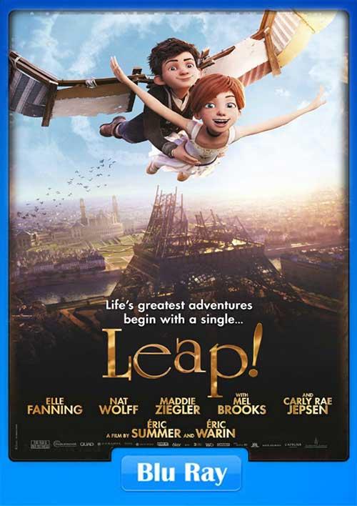 Leap 2016 720p BluRay 650MB x264 Poster