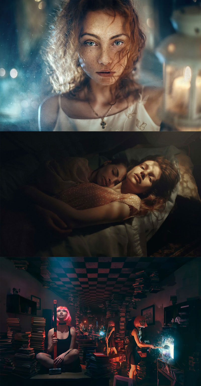 Dmitriy Rogozhkin Breakthrough Photoshop Skills Download