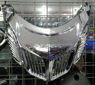 Cover Stoplamp Yamaha Nmax Chrome