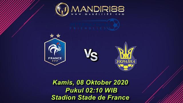 Prediksi Prancis Vs Ukraina, Kamis 08 Oktober 2020 Pukul 02.10 WIB @ Mola TV