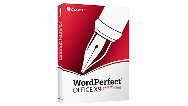 تحميل برنامج Corel WordPerfect Office X9 كامل مع التفعيل