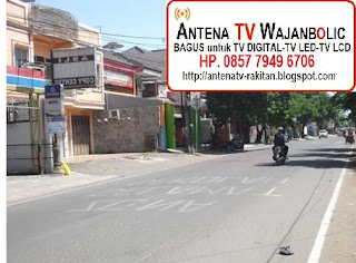 jual  ANTENA TV Bagus WAJANBOLIC Bunga Rampai Klender Jakarta Timur