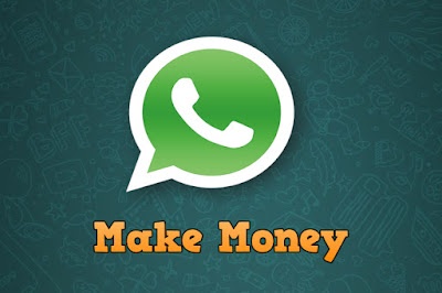 make money with whatsapp online