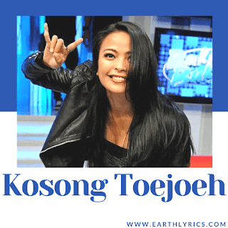 Kosong Toejoeh lyrics