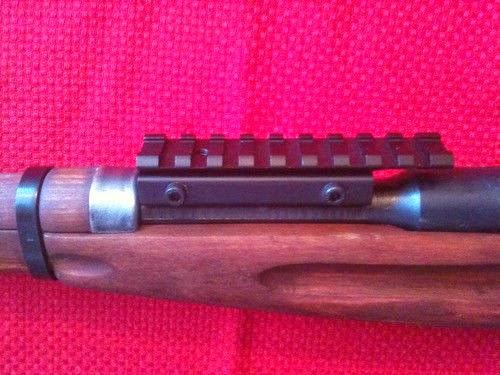 How to Remove Mosin Nagant Rifle Rear Sights M91 91/30