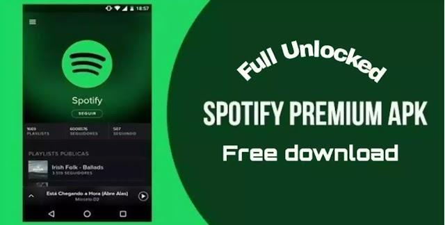 spotify premium apk offline mod download