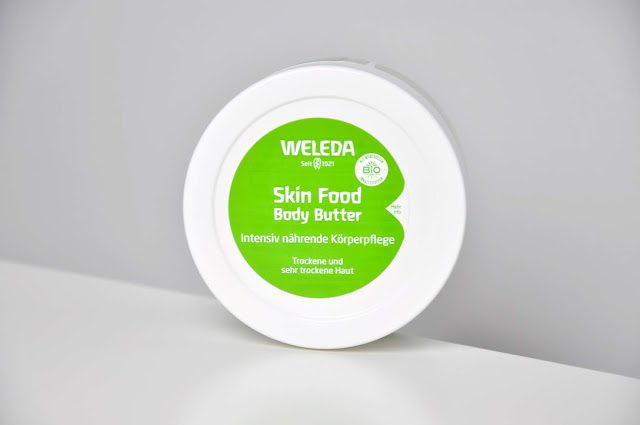 masło do ciała weleda skin food body butter