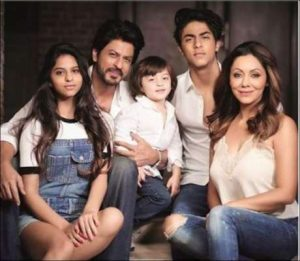 My wife is Hindu, I am Muslim and my children are from India, Shah Rukh Khan