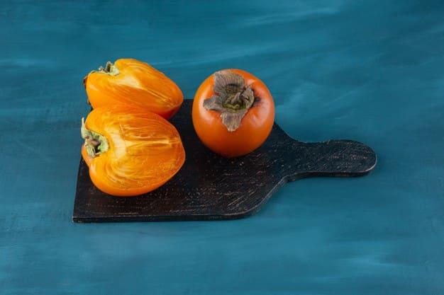 Benefits of kaki fruit