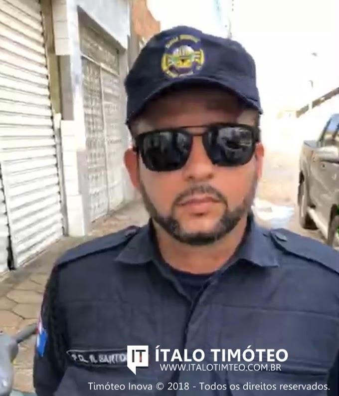 Urgente: Guarda Municipal de Delmiro Gouveia morre em acidente de trânsito na BR-423