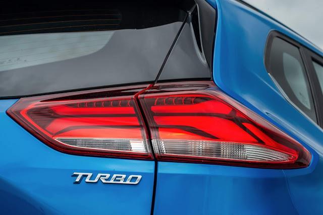 Novo Chevrolet Tracker 2021 - lanterna traseira