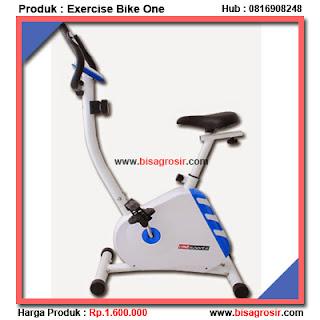 Sepeda Fitnes Exercise Bike One Murah