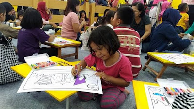 Mainan Edukasi Untuk Meningkatkan Kemampuan Berkonsentrasi