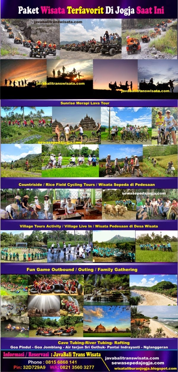JOGJA AMAZING TOURS