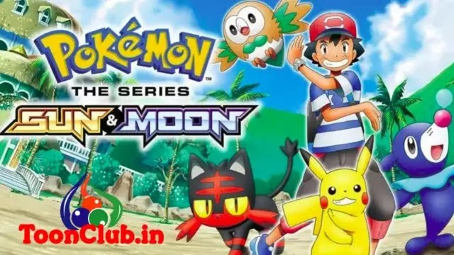 Pokemon Season-20 Sun and Moon In English Dubbed Free Download