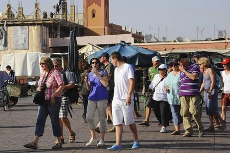 الجهوية24 - مرصد يسجل ارتفاع عدد السياح الوافدين على المغرب