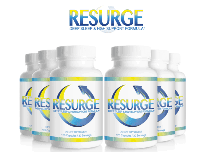 Resurge - The Godzilla Of Offers Reviews - 99 Health Pro