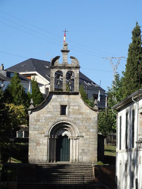Iglesia de San Pedro de Portomarín