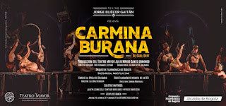 CARMINA BURANA | Teatro Jorge Eliecer Gaitan Bogotá 2019