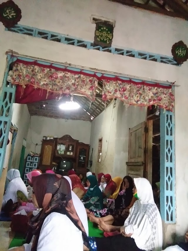 Pengajian Rutin Muslimat