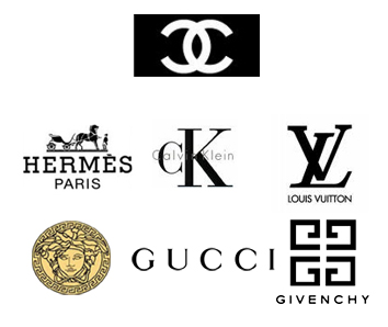 Famous World: Famous Clothing Logos