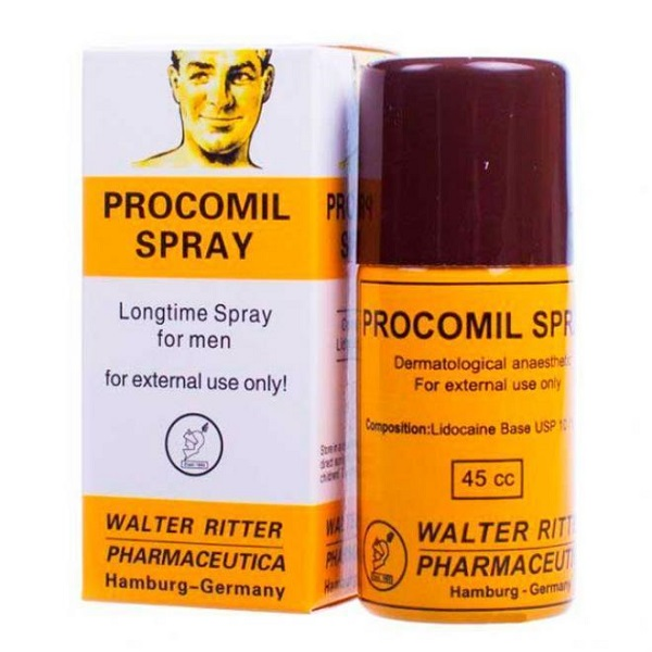 Procomil Longtime Spray