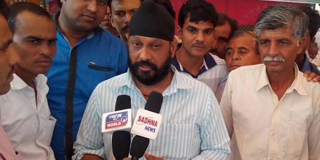 KAMAL NATH का एक विधायक भाजपा के आंदोलन में शामिल, समर्थन दिया   MP NEWS