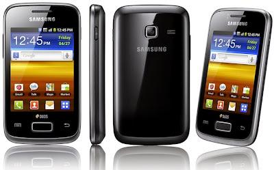 Harga & Spesifikasi Samsung Galaxy Young