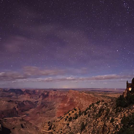 Desert View Watchtower Wallpaper Engine