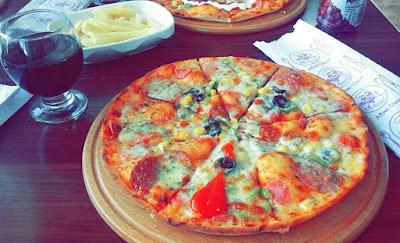 milano pizza talas kayseri