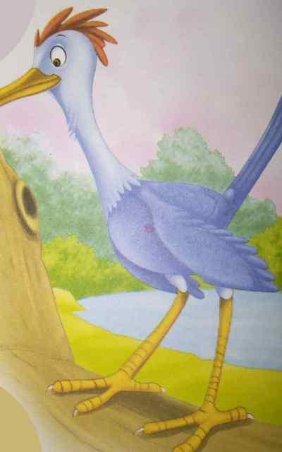 In Hindi Bird Old Stories