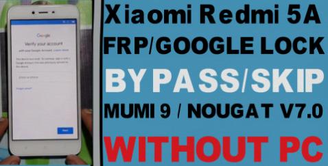 Download Firmware Xiaomi Redmi 5a Mcg3b | CaraNgeflash