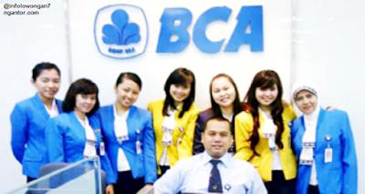 gambar Lowongan Kerja Bank BCA