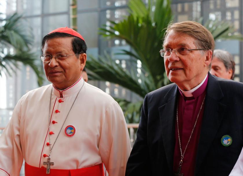 Cardinal Charles Maung Bo