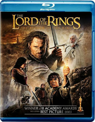 The Lord of The Rings 3 : The Return of the King (2003) EXTENDED 720p 1.8GB Blu-Ray Hindi Dubbed Dual Audio [Hindi + English] MKV