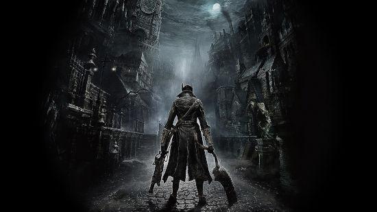 Bloodborne - Chasseur de dos - Full HD 1080p