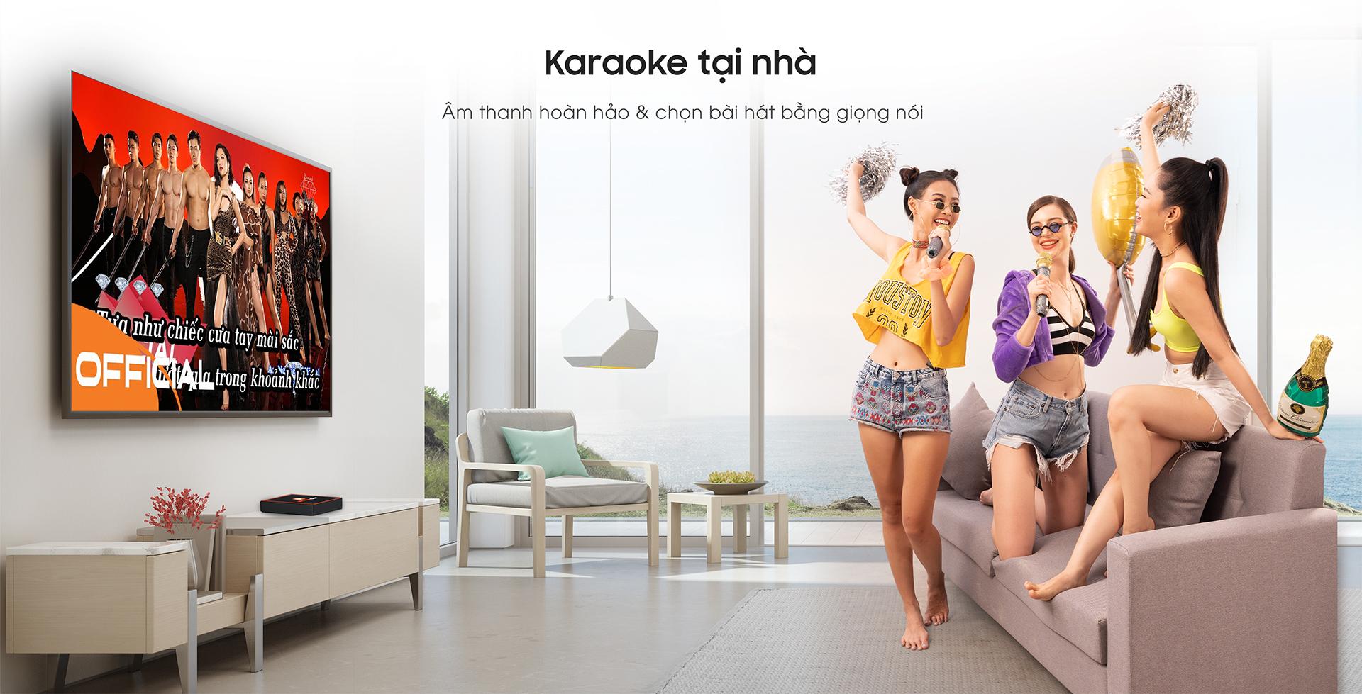 Tải ứng dụng hát karaoke trên FPT Play BOX
