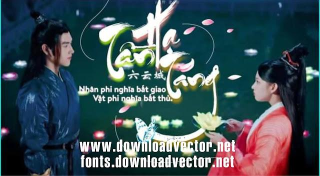 Download fonts thư pháp tiếng việt