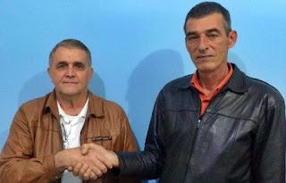 Nova Cantu: Os pré-candidatos e o aperto de mão!
