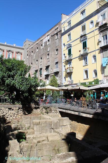 Campania, Itàlia, arqueologia, Centre Històric de Nàpols, Patrimoni de la Humanitat, Unesco