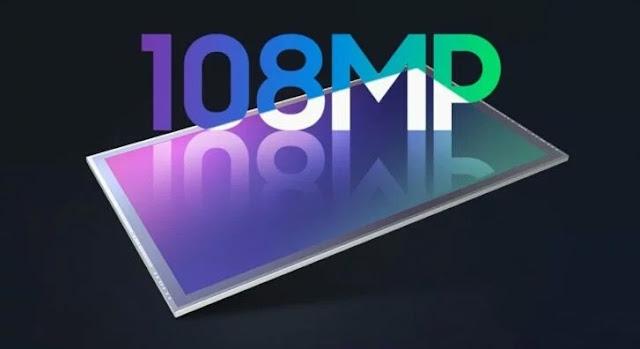 Ilustrasi 108MP Sensor Kamera