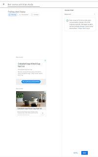 Cara terbaru memasang iklan penelusuran bersponsor diblog