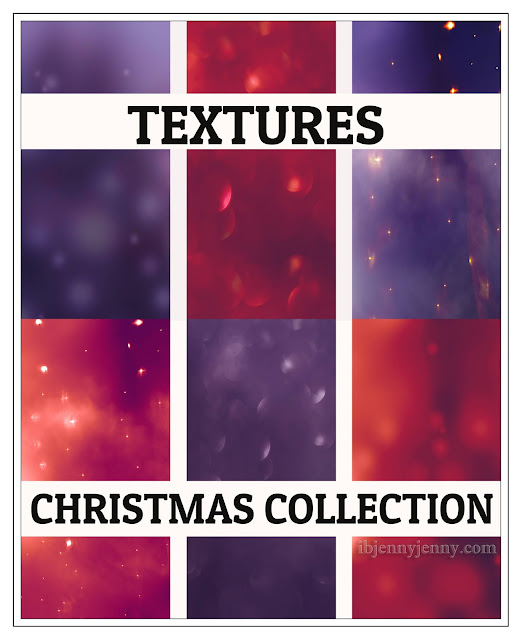 preview christmas textures collection