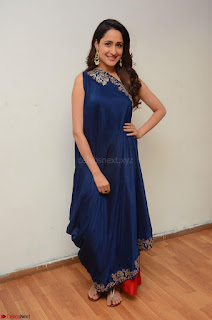 Pragya Jaiswal in beautiful Blue Gown Spicy Latest Pics February 2017 067.JPG