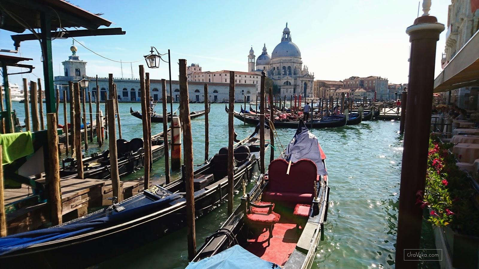 3 tygodnie w siodle: Nasz Eurotrip 2016. Dzień 17 - Wenecja, czyli jak to wygląda w realu ;)