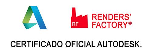 Cursos BIM Online de Renders Factory (Certificado Oficial Autodesk)